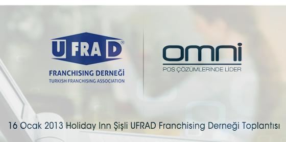 OMNİ -UFRAD FRANCHİSİNG DERNEĞİ TOPLANTISI