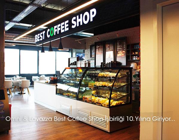 OMNİ & LAVAZZA BEST COFFEE İŞBİRLİĞİ 10. YILINA GİRİYOR