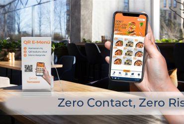 Zero Contact, Zero Risk!