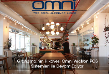 GRANDMA's Story Continues with Omni Vectron POS Systems…